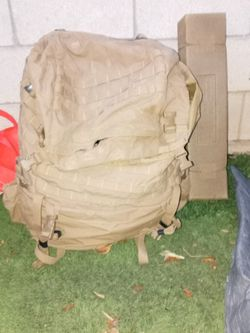 XL Military Backpack Fully Equipt for Sale in Coronado,  CA