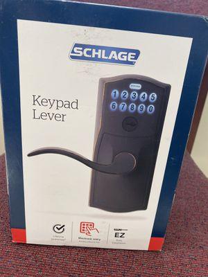 Keypad lever (door lock) for Sale in Industry, CA