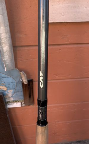 Brand New Cat Maxx Fishing Rod 15ft for Sale in Oakland, CA
