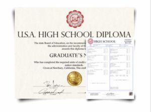 High School Diploma or Ged for Sale in TEMPLE TERR, FL