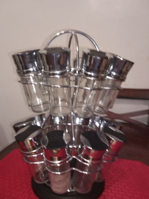 Great Thompson Flower Tier spice rack for Sale in Washington, DC