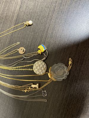 11 free necklaces with a purchase for Sale in Plano, TX