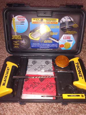 BLACK JACK TIRE REPAIR KIT BLACK JACK TIRE REPAIR KIT for Sale in Great Falls, MT