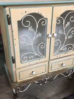 Vintage Cabinet Made In France for Sale in Austin,  TX
