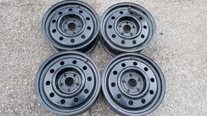 99-04 Honda Odyssey, 5 OEM Steel Rims for Sale in Lacey, WA
