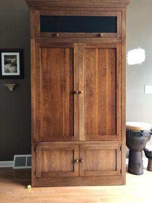 Ethan Allen Armoire for Sale in Schenectady, NY