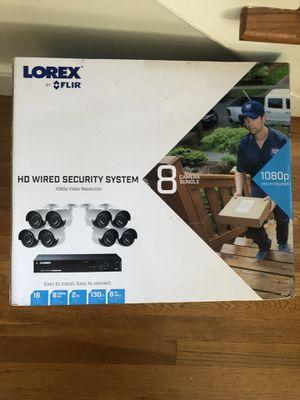 Lorex security cameras for Sale in Concord, MA