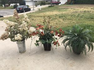 Artificial Plants (bundle) for Sale in Redlands, CA