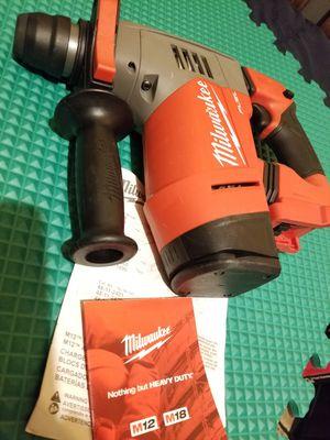 "Milwaukee 1 1/8"" Rotary Hammer Brushless Fuel M18 for Sale in Norwalk, CA"