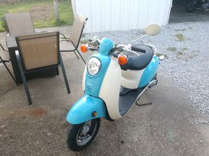 2003 Honda Metropolitan 50cc - No license/registration/insurance required for Sale in Glasgow, KY