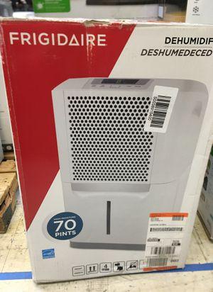 Frigidaire 70 Pt. Dehumidifier for Sale in Moreno Valley, CA