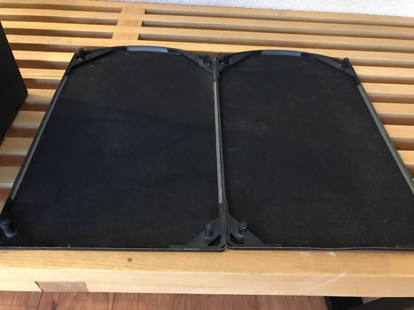 ADS S600 Monitor 2 Loud Speakers Vintage Made In USA