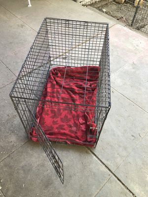 """PetCo 36"""" dog crate. Foldable, collapsible. for Sale in Los Angeles, CA"""