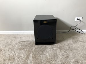 Velodyne DLS3500R Home Theater Powered Active Subwoofer for Sale in Mount Prospect, IL