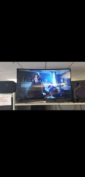 Samsung UN55KU6500 curved 4k tv with remote for Sale in Miramar, FL