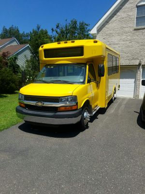 2014 Chevy Express Commercial 14 Passenger Bus for Sale in Lakewood Township, NJ