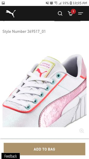 NEW PuMA's- Cali Sofia Webster for Sale in Florissant, MO