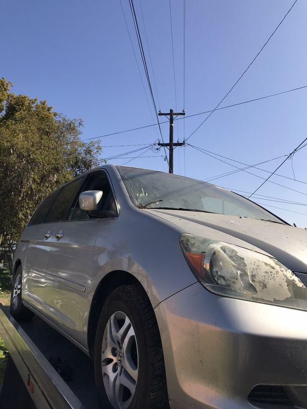 Honda Odyssey 2006 por partes