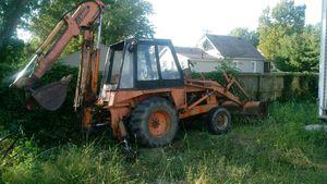 Case 580c backhoe loader extend-a-hoe for Sale in Lorain, OH