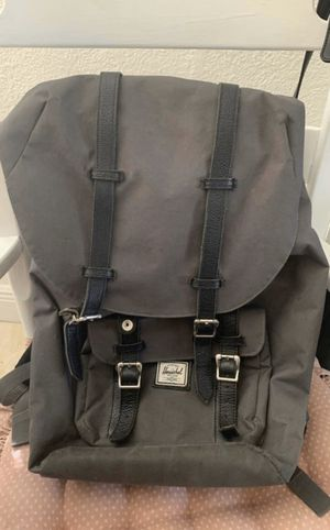 Herschel Backpack with laptop pocket for Sale in Miami, FL