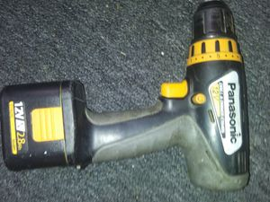 Panisonic 12v drill for Sale in Forest Grove, OR