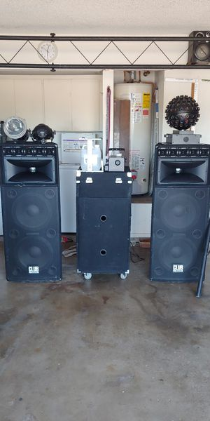 DJ stuff for Sale in Phoenix, AZ