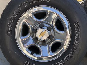 Stock Chevy Rims for Sale in Los Angeles, CA