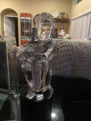 Glass antique decor piece for Sale in Boynton Beach, FL