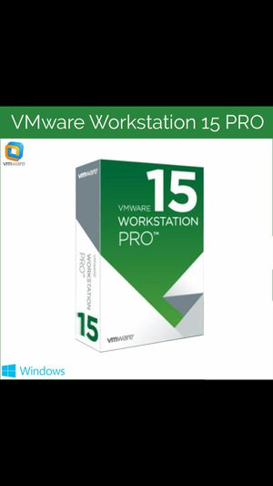 VMware Workstation Pro 15 for Sale in New York, NY