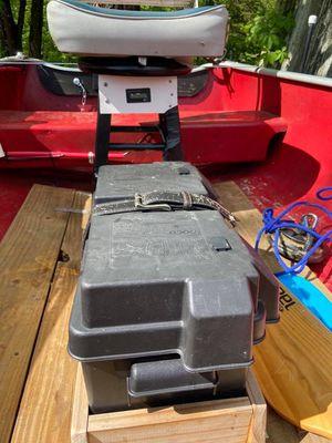 Alumnacraft jon boat and trailer for Sale in Kingsport, TN