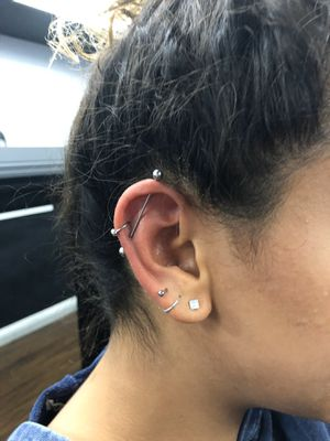 BODY JEWELRY ALL SIZES AND SHAPES YES IM A LICENSED PROFESSIONAL PIERCER for Sale in Downey, CA