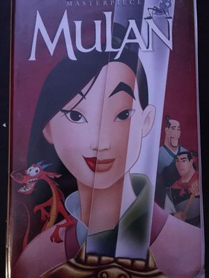 Mulan VHS tape for Sale in Pasco, WA