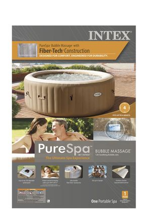 Intex PureSpa Inflatable Hot Tub for Sale in Sedalia, CO