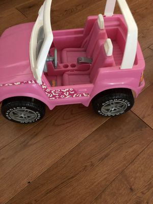 Barbie Jeep for Sale in Old Saybrook, CT