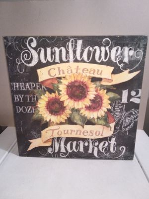 Sunflower painting for Sale in Greenbelt, MD