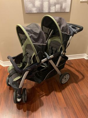 Cortina Together Double Stroller for Sale in Richmond, TX