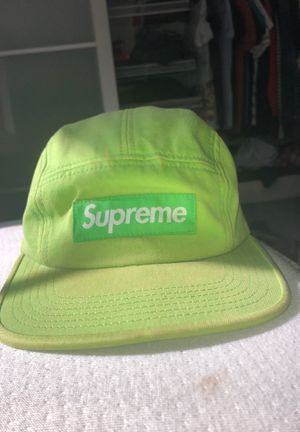 Supreme 6 panel hat for Sale in Bloomfield Hills, MI