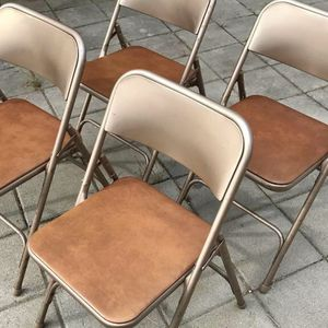 Vintage Samsonite Chairs for Sale in Burbank, CA
