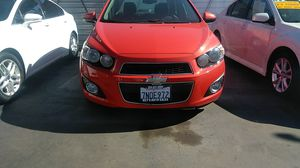 2012 Chevy Sonic LT for Sale in Stockton, CA