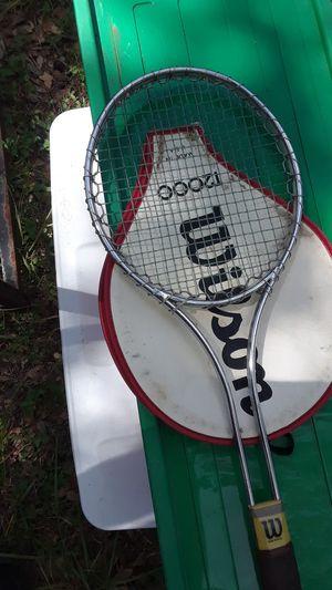 Wilson t2000 tennis racket for Sale in Austin, TX