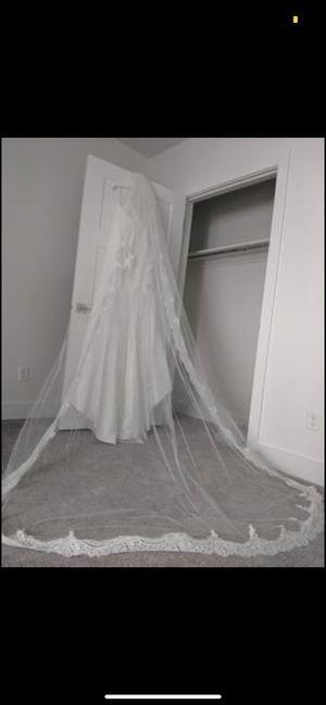 David's bridal wedding dress for Sale in North Salt Lake, UT