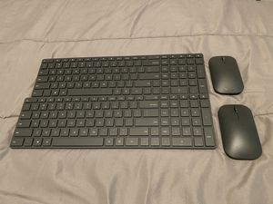 Microsoft Wireless Designer Keyboard and Mouse New w/o Box for Sale in The Bronx, NY