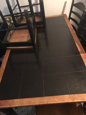 Tile Table for Sale in Durham, NC