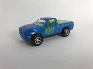 Racing Champions 1996 Dodge Ram Scooby-Doo Shaggy 1/64 for Sale for sale  Maple Valley, WA