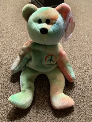 Peace Beanie Babies for Sale in Kennewick, WA