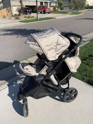Bri tax B-Ready Double Stroller for Sale in Aurora, CO
