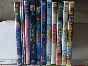 Kids DVDs Assorted for Sale in La Habra Heights, CA