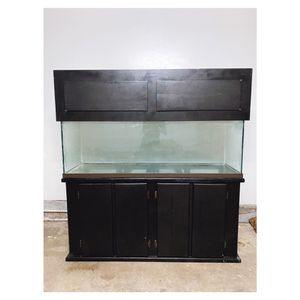 100 Gallon Tank With Stand for Sale in Norman, OK