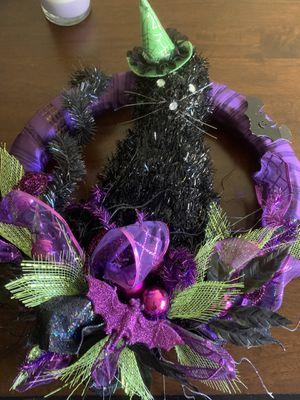 Halloween Wreath for Sale in Belmont, CA
