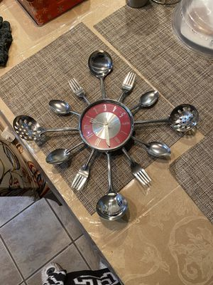 Kitchen clock for Sale in Lawton, OK